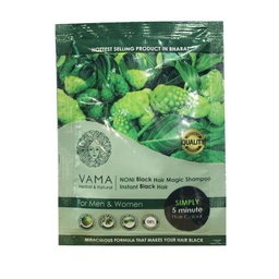 VAMA Noni Black Hair Magic Shampoo 30ml