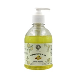 VAMA Lemon Turmeric Herbal Handwash 250ml