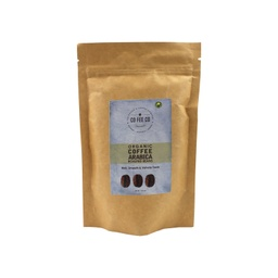 CO FEE CO Organic Coffee Arebica Roasted Beans 150g