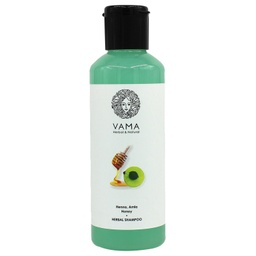 VAMA Herbal Hinna Amla Honey Shampoo 210ml