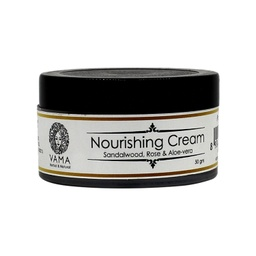VAMA Nourishing Cream Sandalwood Rose Alove Vera