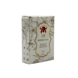 [ashdivine653 ] GIR Divine Ash & Mogra Herbal Soap 80g