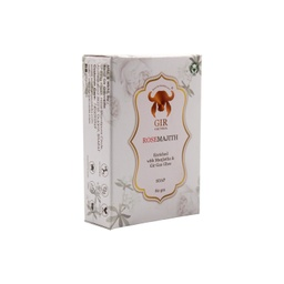 [rosemanji45 ] GIR Manjistha & Rose Herbal Soap 80g